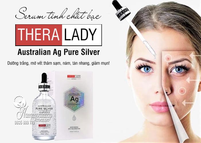 Serum tinh chất bạc Thera Lady Australian Ag Pure Silver Úc 1