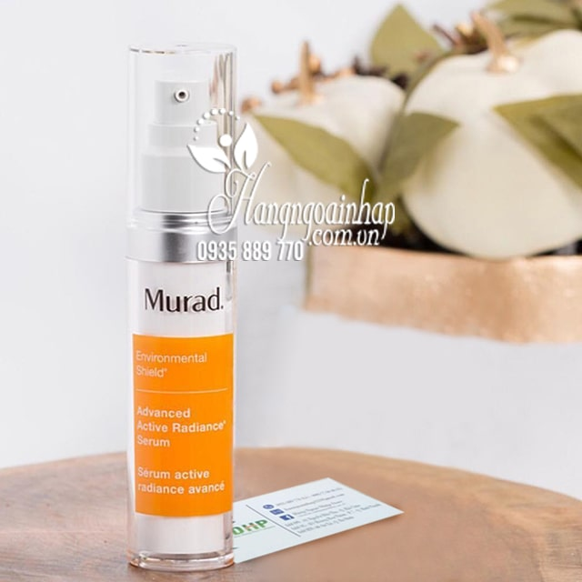 Serum trị nám Murad Advanced Active Radiance Serum 30ml 3