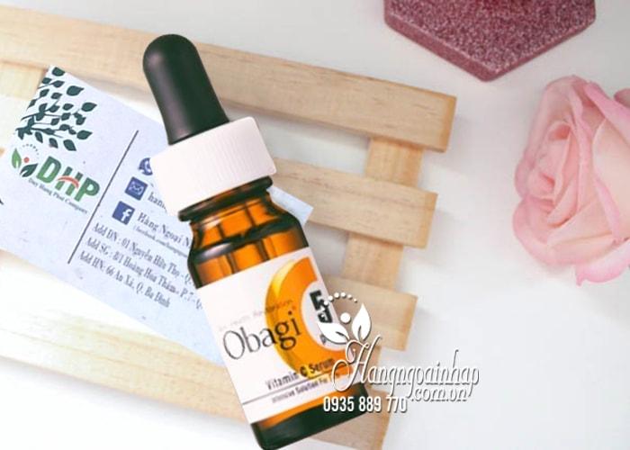 Serum vitamin C Obagi C5 nội địa Nhật, sáng da mờ thâm 8