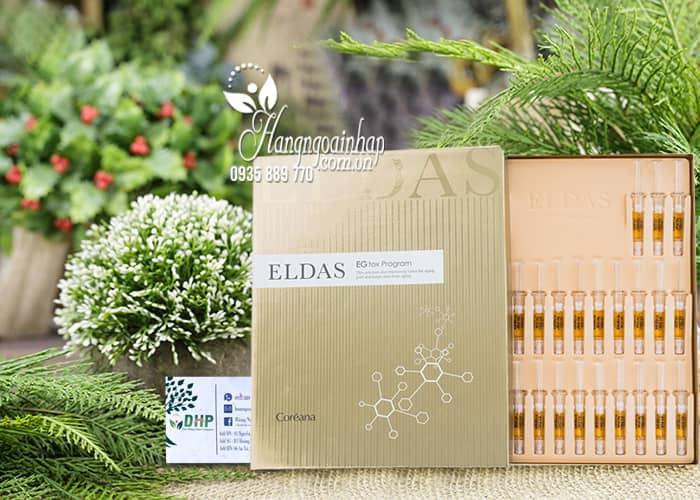 Tế bào gốc Eldas EG Tox Program Coreana Hàn Quốc chính hãng 5