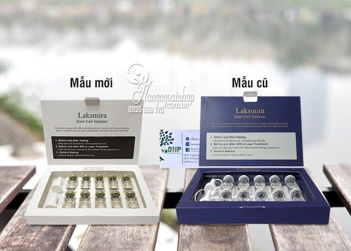 Tế bào gốc Laksmira Stem Cell Solution 10 lọ x 5ml Hàn Quốc 1