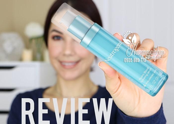 Tinh chất dưỡng ẩm Neutrogena Hydro Boost Hydrating Serum 30ml 6