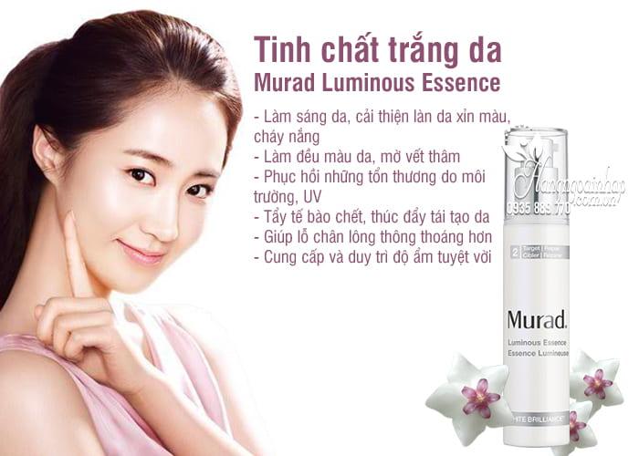 Tinh chất trắng da Murad Luminous Essence 50ml của Mỹ 2