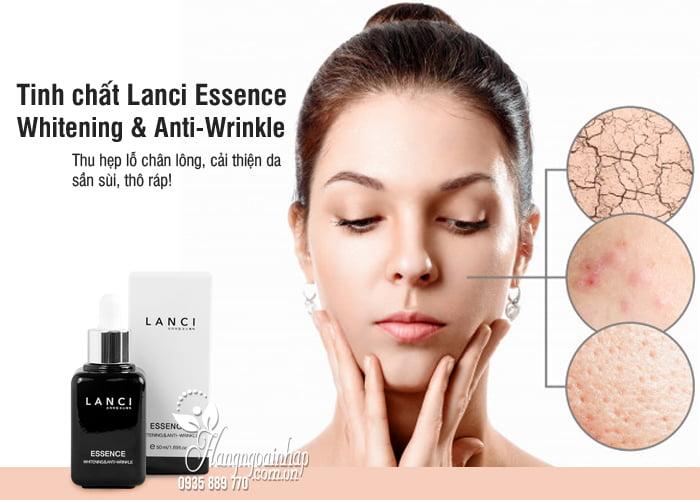 Tinh chất Lanci Essence Whitening & Anti-Wrinkle 50ml Hàn Quốc 5
