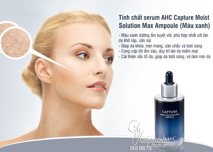 Tinh chất serum AHC Capture Solution Max Ampoule 50ml Hàn Quốc 7