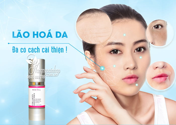 Tinh Chất Serum Neocell Collagen Radiance 30ml Của Mỹ 34