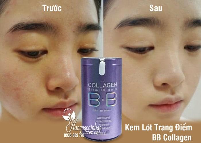 Kem Lót Trang Điểm BB Collagen Của Hàn Quốc 1