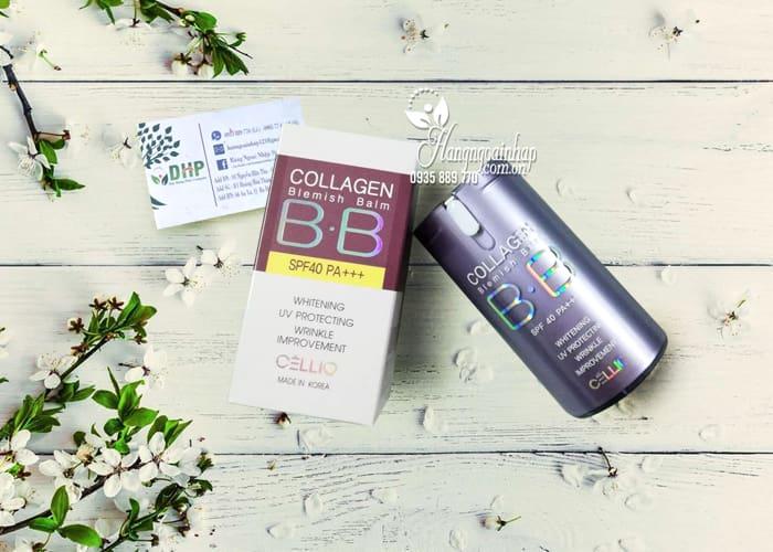 Kem Lót Trang Điểm BB Collagen Của Hàn Quốc 3