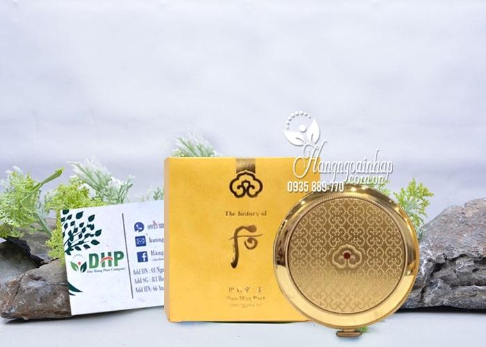 Phấn Nền Trang Điểm Hoàng Cung - Whoo Mi Powder Compact 8