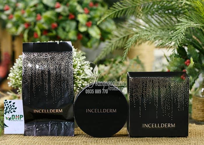 Phấn nước Incellderm 4D Lustre Cushion Hàn Quốc kèm lõi 9