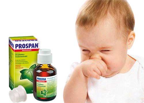 1.Thuốc ho Prospan100ml của Úc