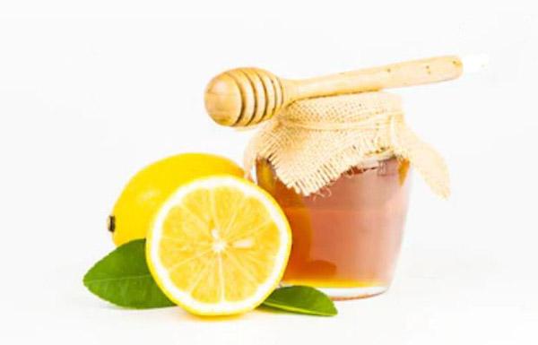 Sử dụng chanh mật ong