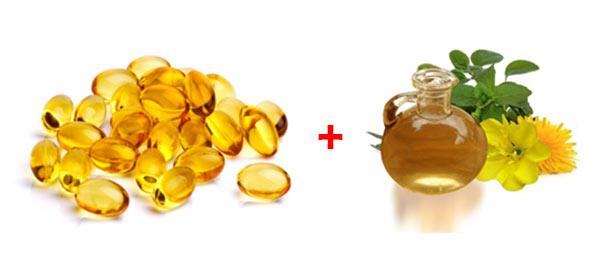Uống tinh dầu hoa anh thảo và vitamin e có thực sự tốt không?