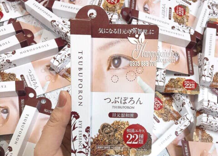 Kem trị mụn thịt quanh mắt Tsubuporon tốt nhất Nhật Bản 1