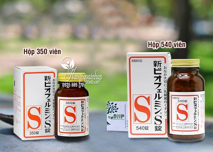 Men tiêu hóa Shin Biofermin S Tablets của Nhật Bản 1