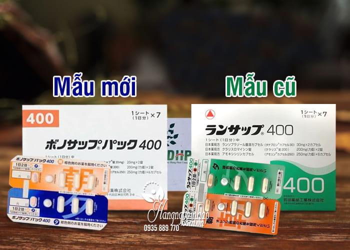 Thuốc đặc trị vi khuẩn HP Lansup 400 của Nhật Bản 9