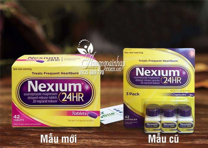 Thuốc Nexium 24hr - Hỗ trợ điều trị viêm loét dạ dày ợ nóng 9