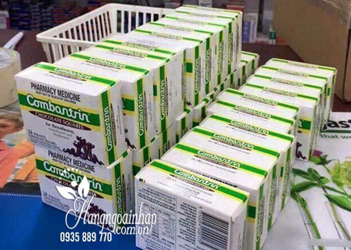 Thuốc tẩy giun Combantrin của Úc vị socola tiện dụng, hiệu quả 1