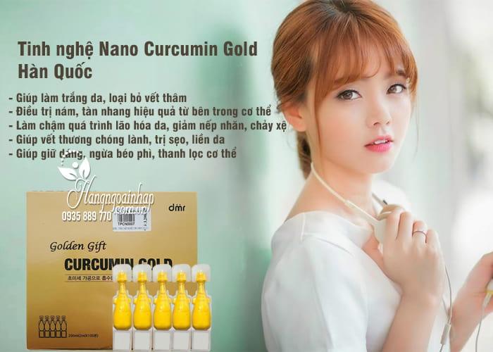 nghệ nano curcumin gold
