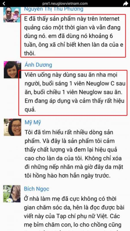 neuglow review