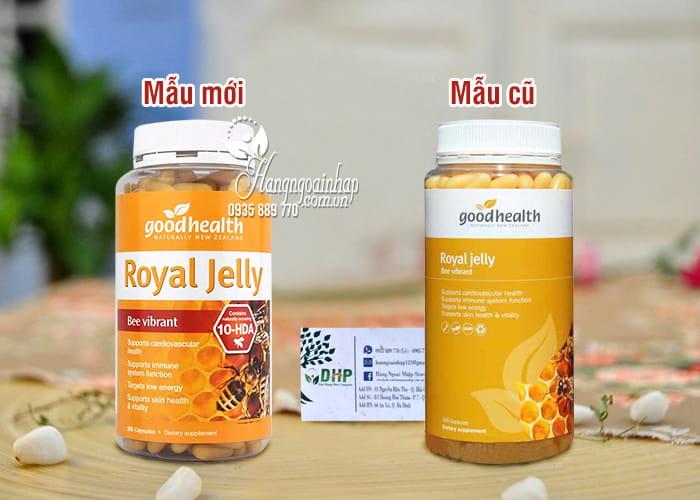 Sữa Ong Chúa Royal Jelly Goodhealth 365 Viên Của Úc 9