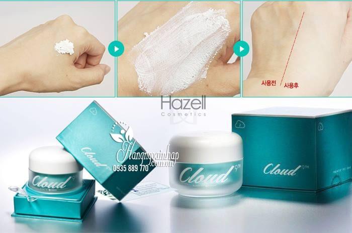 Kem dưỡng trắng da Cloud 9 Complex Whitening Cream 50ml Hàn 1