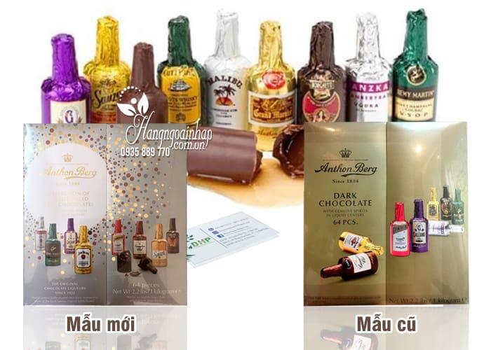 Chocolate Nhân Rượu 64 Chai Anthon Berg Since 1884 6
