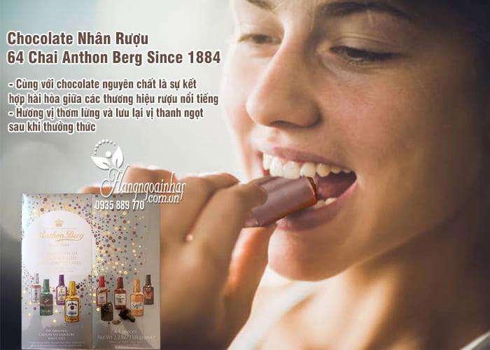 Chocolate Nhân Rượu 64 Chai Anthon Berg Since 1884 5