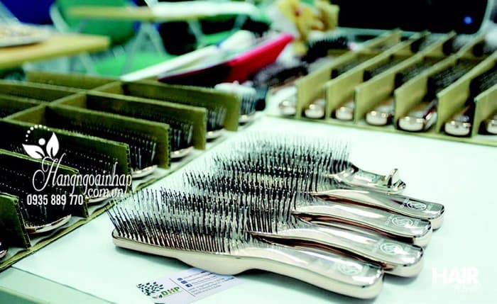 Lược thần kỳ S Heart S Nhật Bản, ngăn ngừa rụng tóc hiệu quả 6