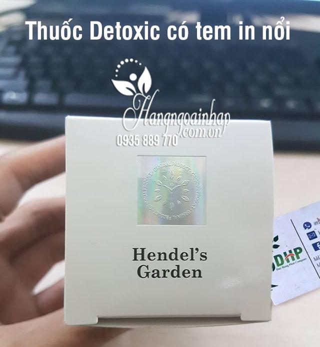 Thuốc Detoxic của Nga diệt ký sinh trùng, làm sạch ruột 1