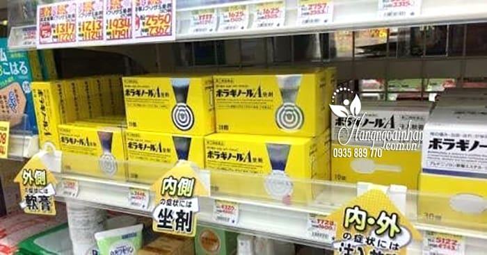Viên đặt trị trĩ chữ A của Nhật Bản 10 viên hiệu quả nhất 3