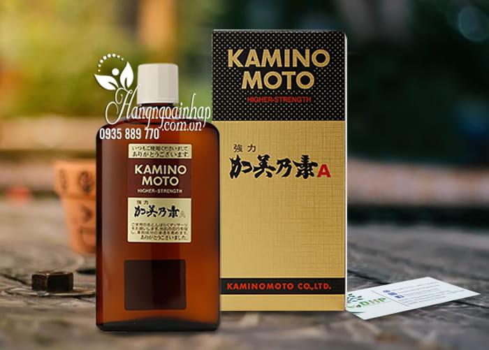 Thuốc mọc tóc Kaminomoto Higher Strength - dưỡng tóc dày hơn 5