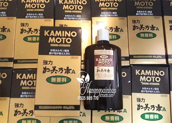 Thuốc mọc tóc Kaminomoto Higher Strength - dưỡng tóc dày hơn 1