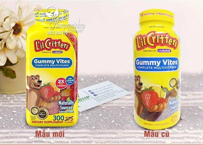 Gummy Vites Kẹo Dẻo Bổ Sung Vitamin Và Khoáng Chất Cho Trẻ 1