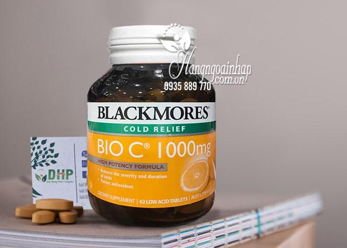 Viên bổ sung vitamin C Blackmores Bio C 1000mg 62 viên Úc 2