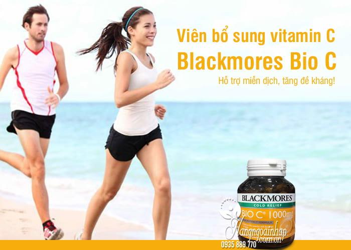 Viên bổ sung vitamin C Blackmores Bio C 1000mg 62 viên Úc 6