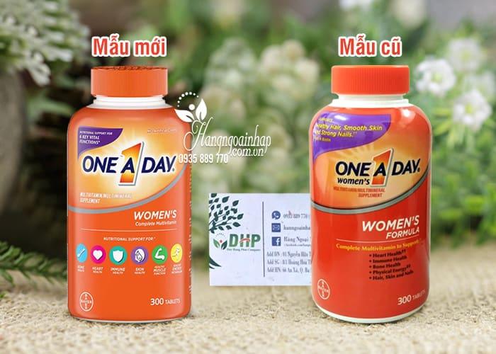 Viên Uống One A Day Women Multivitamin 300 Viên Của Mỹ 1