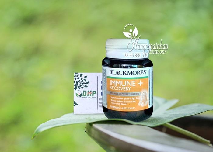 Viên uống tăng miễn dịch Blackmores Immune + Recovery 30 viên 1