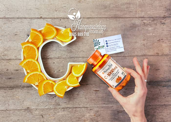 Viên uống Vitamin C 1000mg Puritans Pride 100 viên-Mỹ 3
