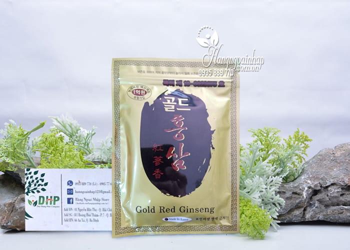 Cao dán hồng sâm Hàn Quốc Gold Red Ginseng giảm đau nhức 9