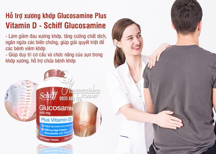 Glucosamine Plus Vitamin D - Schiff Glucosamine 340 Viên 6