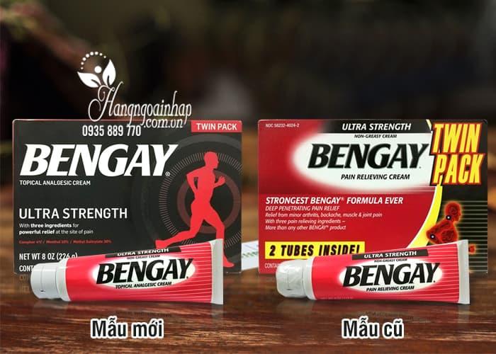 Kem Xoa Bóp Giảm Đau Bengay Ultra Strength 113g Của Mỹ 23