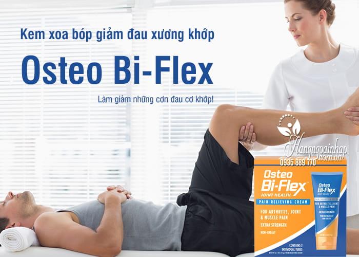 Kem xoa bóp giảm đau xương khớp Osteo Bi-Flex 71g Mỹ 1