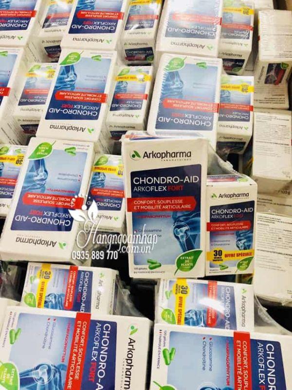 Thuốc bổ xương khớp Arkopharma Chondro-Aid 120 viên tặng 30 viên 1