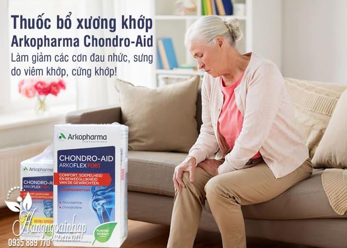 Thuốc bổ xương khớp Arkopharma Chondro-Aid 120 viên tặng 30 viên 2