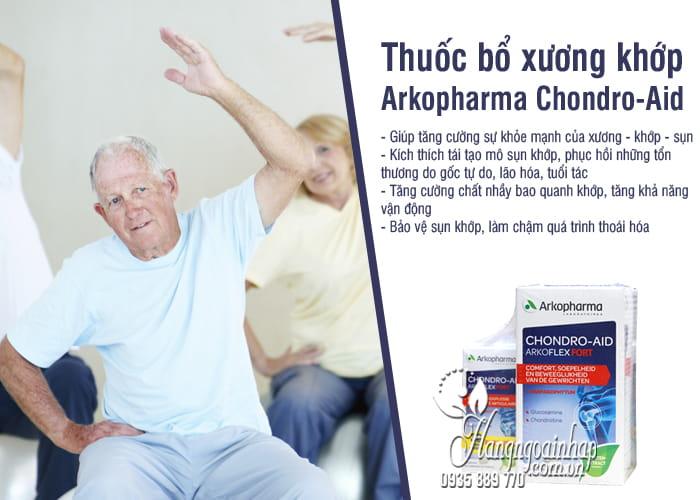 Thuốc bổ xương khớp Arkopharma Chondro-Aid 120 viên tặng 30 viên 6