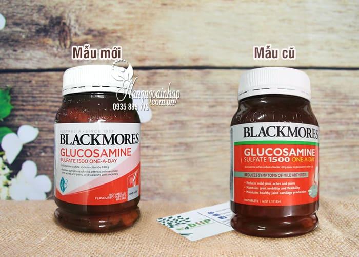 Thuốc Bổ Xương Khớp Blackmores Glucosamine 1500mg Của Úc 1