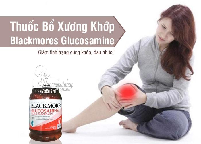 Thuốc Bổ Xương Khớp Blackmores Glucosamine 1500mg Của Úc 3