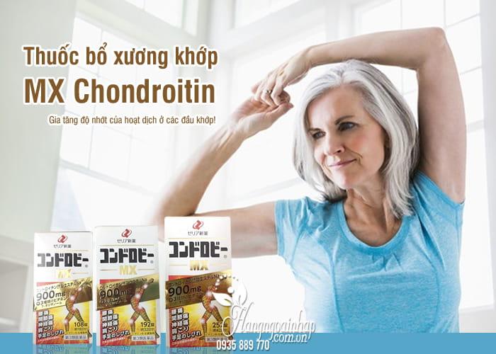 Thuốc bổ xương khớp MX Chondroitin thế hệ mới của Nhật Bản 108 viên 1