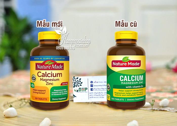 Viên Calcium With Vitamin D Nature Made 300 Viên Của Mỹ 1